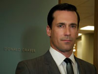 Donald Draper, played by Jon Hamm, is really Richard Whitman, who served in the Korean War.