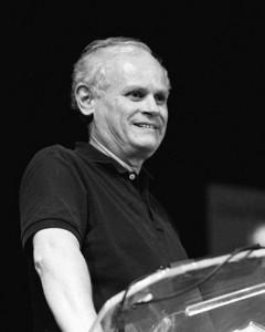 Dunne in 1989 Miami Book Fair