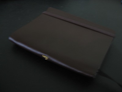 The Jadeco Pocket Journal is a work of art