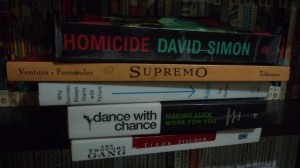 Top five books for 2013