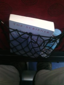 The anthology I brought—and read—during the recent trip to Baguio City.