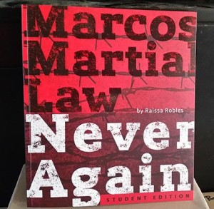 (Photo from Marcos Martial Law: Never Again Facebook page)
